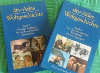 dtv-Atlas Veltgeschicte, Band 1-2