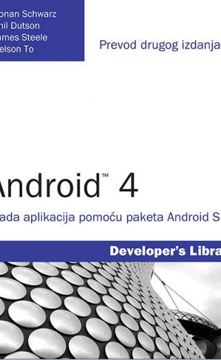 Android 4: Izrada aplikacija pomoću paketa Android SDK