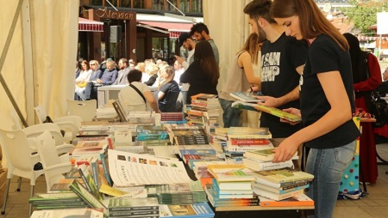 Održan Festival knjige u Novom Pazaru