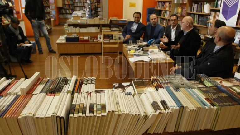 Zajednica izdavača BiH premijerno na Međunarodnom sajmu knjiga u Beogradu