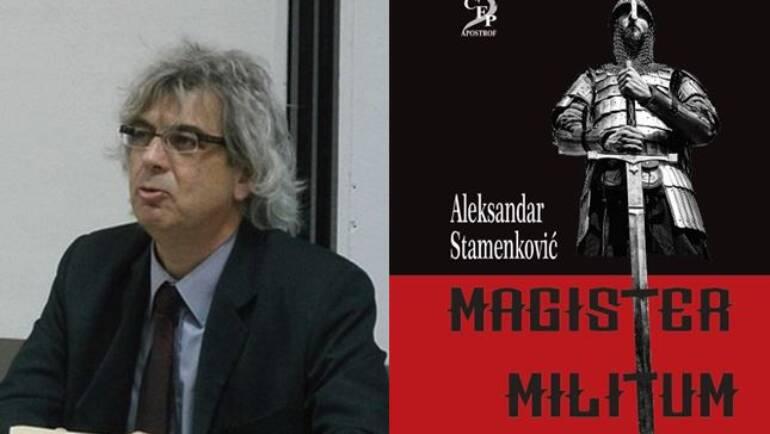 Aleksandar Stamenković, pisac – Mene su moje teme jednostavno ščepale